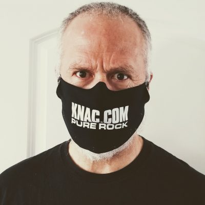 KNAC.COM Facemask